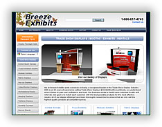 Breeze Exhibits